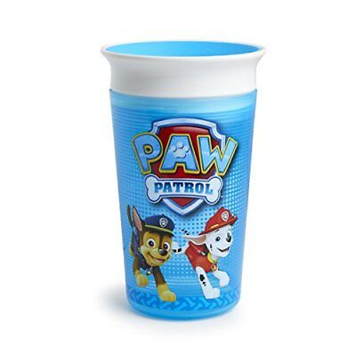 Munchkin PAW Patrol Miracle 360 Sippy Cup, Blue, 9 Ounce New