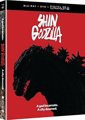 Shin Godzilla (Blu-ray/DVD Combo + UV) New
