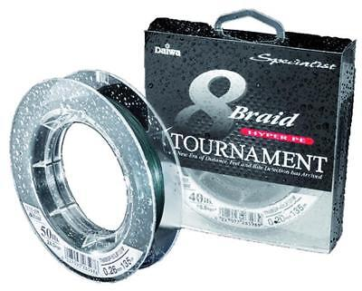 Daiwa Tournament Specialist 8 Braid 300 Trenzados