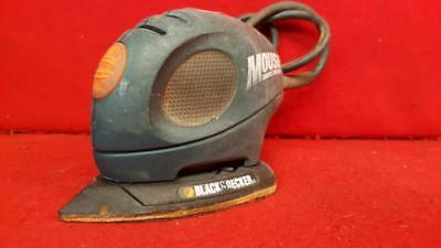 Black and Decker Mouse MS500 Sander Polisher (SS1031177)