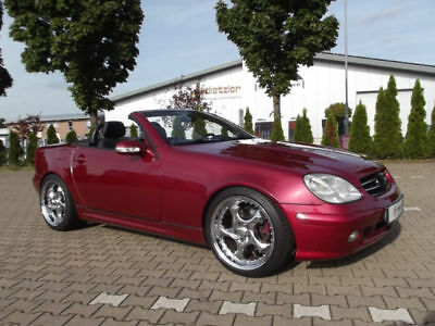 Mercedes-Benz SLK 320 Special Edition