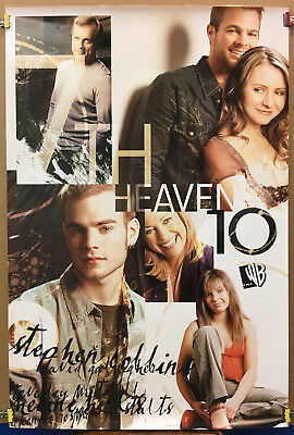 7Th Heaven Original Wb Promo Poster 2003 Season 10