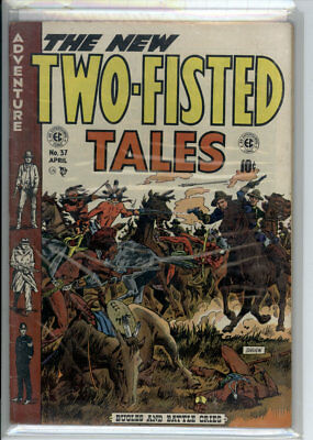 Two-Fisted Tales # 37