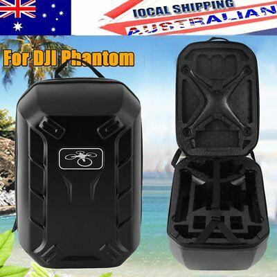 Shoulder Carry Case Bag Box Backpack For DJI Phantom 3 Pro Advance Standard AU O