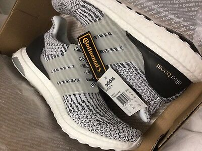 """Adidas Ultra Boost """"OREO"""" S80636 3.0"""" Mens Size US 10.5 EUR 44.5 Limited New"""