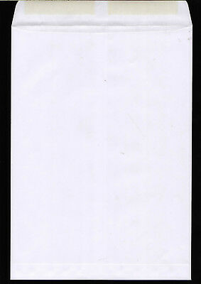 """Lot of 50 large White Wove S-24 Envelopes 10 1/2"""" x 14 3/4"""" great for shipping"""