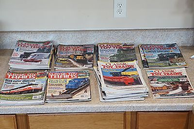 Classic Toy Trains Magazines Huge Lot 40 Issues 1989-2005 Model Railroad