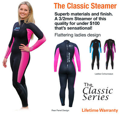 SALE - Enduro Steamer Lady 12 Blue 50% OFF RRP  until SOLD OUT