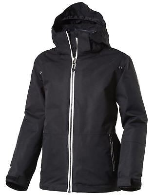 McKinley Children Hiking Leisure Double Jacket 3 in 1 Jacket Liam Black