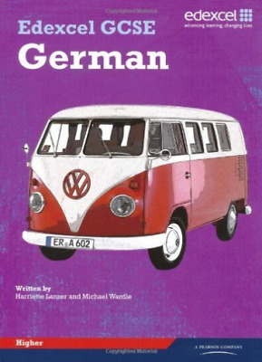 Wardle, Michael-Edexcel Gcse German Higher Student Book  BOOK NEW