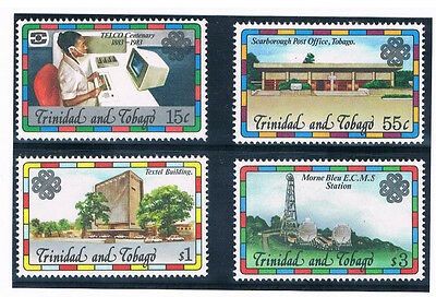 TRINIDAD AND TOBAGO 1983 World Communications Year