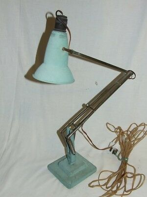 Vintage Anglepoise Lamp by Herbert Terry Redditch - Early Design !