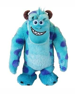Official Disney Large Monsters Inc University Sully 50Cm Plush Teddy Soft Toy