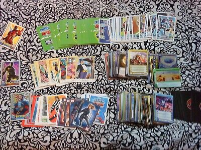 Job Lot Of Star Wars Trading Cards Dc Stars Chaotic + Others Big Bundle - Topps