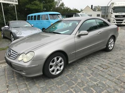 Mercedes-Benz CLK Coupe 200 Kompressor Elegance
