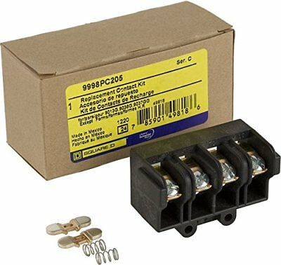Square D 9998PC205 Contact Kit for Pressure Switch, 9013G Series New