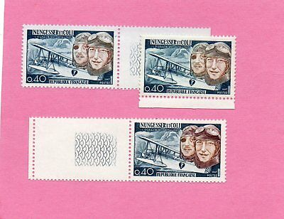 Timbres France N°1523 Differents.neufs Xx.tb