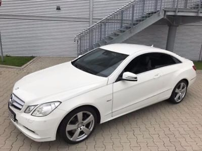 Mercedes-Benz E 350 CDI DPF Coupe BlueEFFICIENCY Elegan