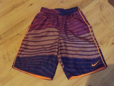 Boys Size Med. Nike Shorts/swim Trunks Great Colors & Style Tie & Stretch Waist