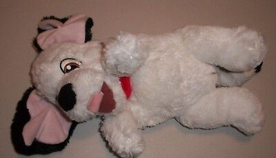 "101 Dalmatians LUCKY Plush Stuffed Animal 11 3/4"" Toy Dog! Rare Disney Exclusive"