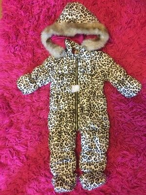Baby Girls Brand New Juicy Couture Coat 3-6 Months