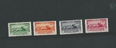 Lebanon 1938 MM Air. Medical Congress sg 238/41