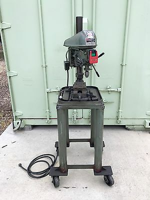 Buffalo 15 Drill Press on a Stand