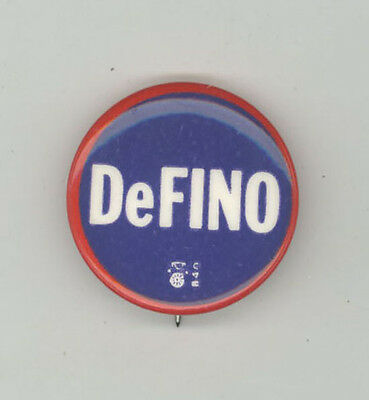 ANTHONY DEFINO New Jersey Congress US HOUSE POLITICAL Pinback BUTTON Pin BADGE