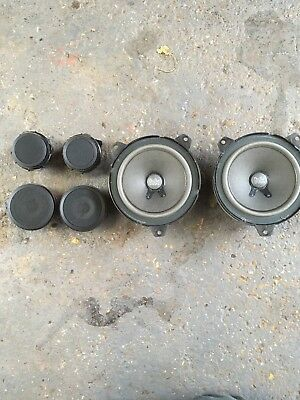 Bmw E46 Harman Kardon Front Speakers And Rear Tweeters