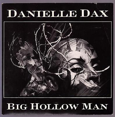 Danielle Dax Disco 45 Giri Big Hollow Man B/w Muzzles - Awesome Records Aor 10