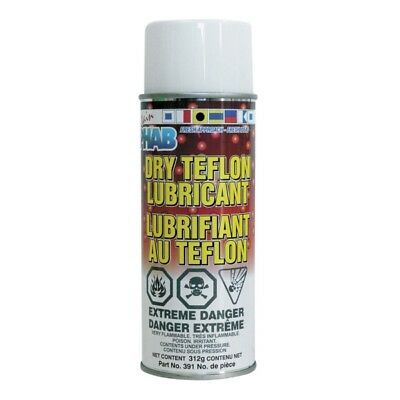 CAPTAIN PHAB  Dry PTFE Lubricant  Part# 391