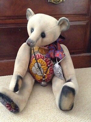 Portobello Bear 1 Large 24 Inches.signed