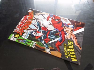 Amazing Spider-Man #101 -HIGHER GRADE- Marvel 1971 - 1st App of Morbius!!!