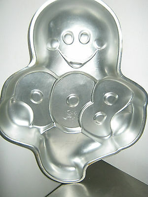 Wilton Boo Ghost Cake Pan 2105-1031