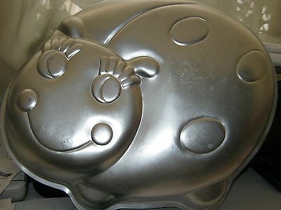 Wilton Cake Pan Lady Bug 2105-3316