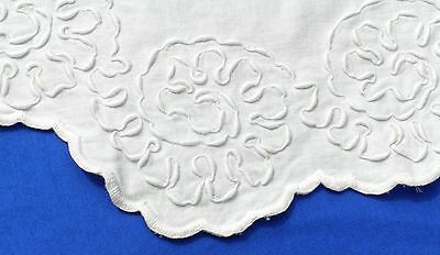 Antique Doily Tape Embroidery   Lace