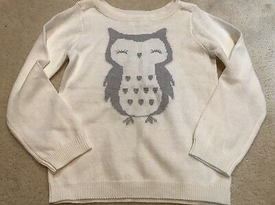 Crazy 8 Toddler Girl Sweater Size 3T Nwt!