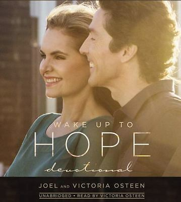 Wake up to Hope by Joel Osteen - Unabridged - CDS - NEW