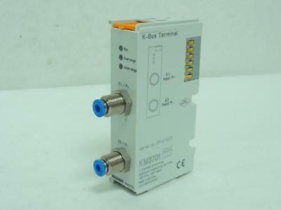 165912 New-No Box, Beckhoff KM3701 Differential Pressure Measuring Terminal
