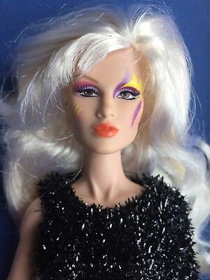 "INTEGRITY FR Roxanne ROXY Pelligrini Jem & The Holograms THE MISFITS 12"" Doll"