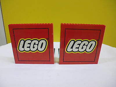 Lego Classic Bookends - 852521 - From 2009 - Retired