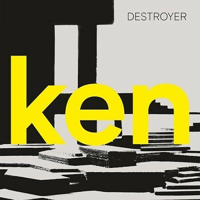 "Destroyer Ken Presale New Sealed Limited Yellow Vinyl Lp + 7"" In Stock"