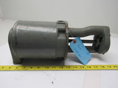 Gusher 6-P3-5 1/6Hp 3450RPM 230/460V Flange Mount Pedestal Coolant Pump