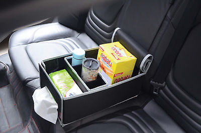 Streetwize Travel Portable Centre Rear Seat Car Tidy Organiser for Kids & Adults