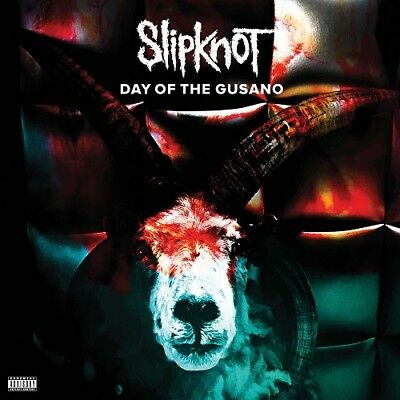 SLIPKNOT DAY OF THE GUSANO PRESALE NEW VINYL 3LP & DVD OUT 20th OCTOBER