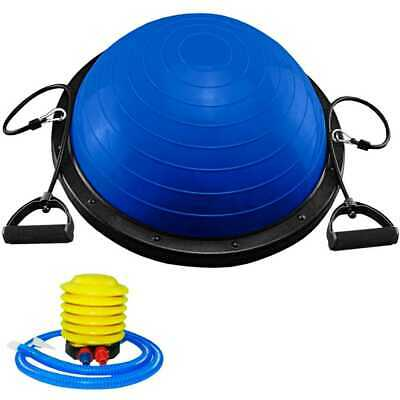 Bos Balance Trainer Fitball Media Esfera Pelota Bola Fitness Pilates58cm Up Azul