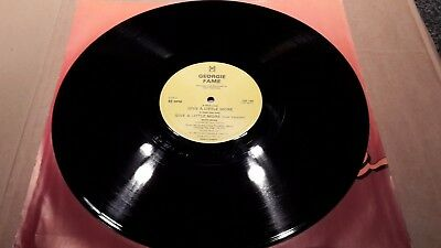"""GEORGIE FAME Give A Little More 12"""" VINYL UK Piccadilly 1980"""
