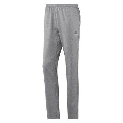 Reebok Workout Ready Fleece Pants Pantalones largos