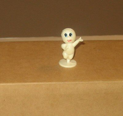 Vintage Gumball Charm Casper The Friendly Ghost  Figure Charm Toy Prize