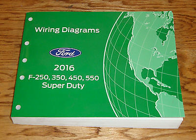 Original 2016 Ford Expedition Lincoln Navigator Wiring Diagrams